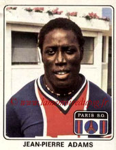 N° 280 - Jean-Pierre ADAMS