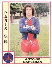 N° 271 - Antoine GARCERAN