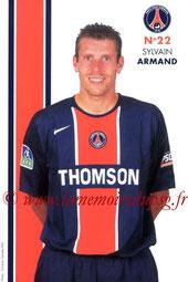 ARMAND Sylvain  05-06