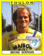 N° 336 - Bruno GERMAIN (1988-89, Toulon > 1991-93, PSG)