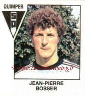 N° 536 - Jean-Pierre BOSSER (1978-79, Quimper, D2 > 1989-91, PSG)