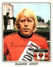 N° 050 - Claude LE ROY (1977-78, Laval > 1997-98, Directeur sportif PSG)