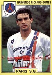 N° 208 - Raimundo Gomez RICARDO