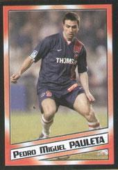 N° 168 - Pedro Miguel PAULETA