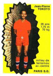 N° 221 - Jean-Pierre TOKOTO