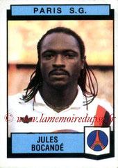 N° 300 - Jules BOCANDE
