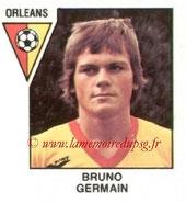 N° 527 - Bruno GERMAIN (1978-79, Orléans, D2 > 1991-93, PSG)
