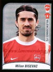 N° 502 - Milan BISEVAC (2009-10, Valenciennes > 2011-12, PSG)