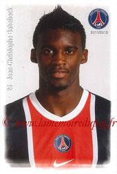 BAHEBECK Jean-Christophe  11-12