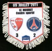 Les Fanions de 2011-12