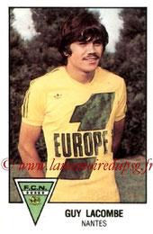 N° 175 - Guy LACOMBE (1978-79, Nantes > Déc 2005-Jan 07, Entraîneur PSG) )