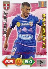 N° 110 - Jérome LEROY (1995-99 et 2002-03, PSG > 2011-12, Evian TG) (Superstar)