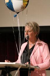 Die stellvertretende Bürgermeisterin von Dülmen Frau Annette Holtrup sprach Grußworte