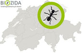 Biozida Service Region