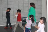 幼児クラスダンス