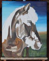 Pferde Malen Acryl