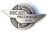 Precioso Logo de Ducati