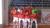 Subcampeón Quijote Futsal Cracks