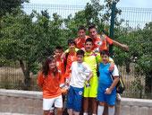 Campeón Comarcal Copa Primavera 2012