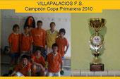 Campeón Comarcal Copa Primavera 2010