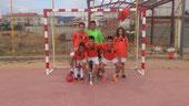 Campeón Copa Comarcal 2014