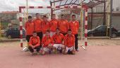 Subcampeón Copa de Campeones Albacete 2014