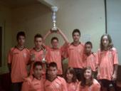 Campeón Copa Provincial 2012