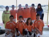 Subcampeón Liga Provincial 2011/2012