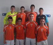 Campeón Copa Más Activa Albacete 2012/2013