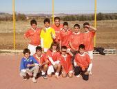 Subcampeón Liga Provincial 2009/2010