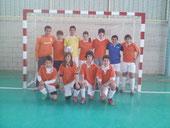 Subcampeón Liga Provincial 2010/2011 en infantil