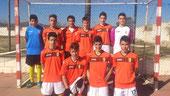 Campeones Copa Provincial Primavera-Verano 2014