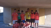 Campeón Copa Comarcal Primavera 2013