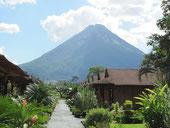 Alojamiento con vista Volcán Arenal