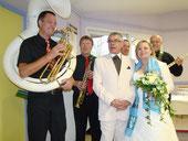 jazz et mariage font bon ménage
