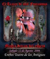 El Teatro de mis Fantasmas - Magia detras del Espejo (2006)