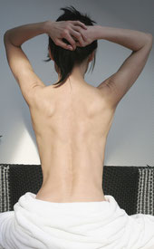 Your beautiful back hair free !