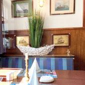 Meyers Gasthaus Maschen, Seevetal, Gaststube, maritime Gemütlichkeit