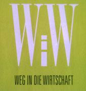 Ausschnitt einer Kopie des Deckblattes WiW 4/15