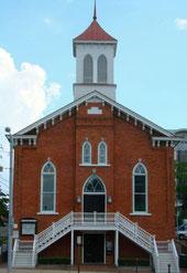 Баптистская церковь на Декстер Авеню