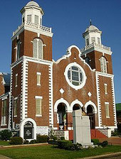 Коричневая часовня в Сельме (Алабама)