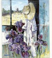 ---L'atelier aux iris