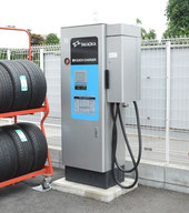 EV車急速充電器