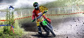 freie fotos motocross