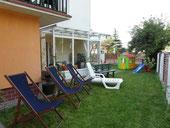 Wybierając noclegi Ustka wybierz pensjonat Villa Banita w Ustce.
