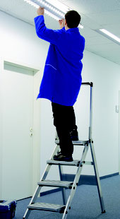 Safety Step Ladders #badge{NEW 2020}