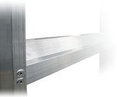 Aluminium-Stufensprosse