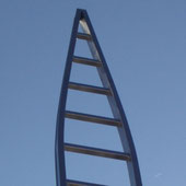 Type 50-000R Agricultural Leaning Ladder