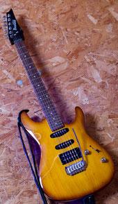 Ullis Studio Hamburg - Ibanez Guitar