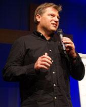 Gerhard Kehl, Leiter der Jordan Stiftung